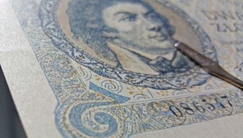 Jak oceniać stany zachowania banknotów
