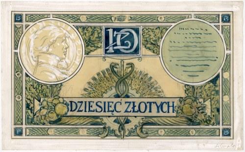Projekty i druki próbne banknotów