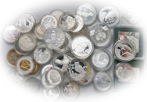 Kolekcjonerskie monety NBP