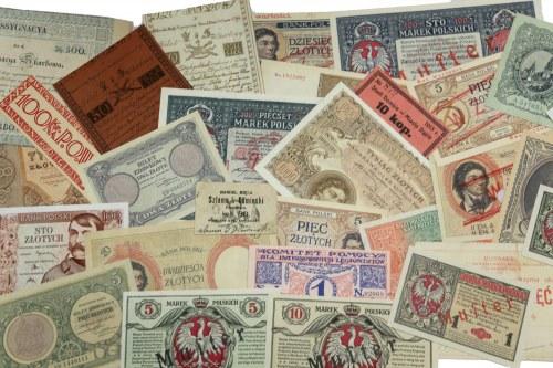 Wartość starych pieniędzy papierowych może pozytywnie zaskoczyć