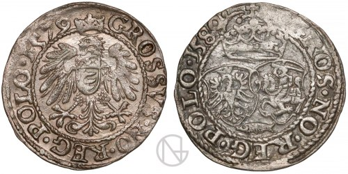 Tak zmienia się rewers w latach 1579-1580