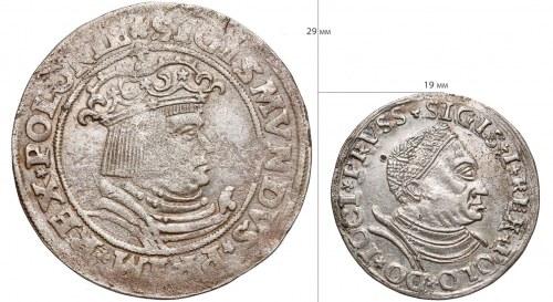 Nigdy w historii już nie wybito tak dużych srebrnych trojaków