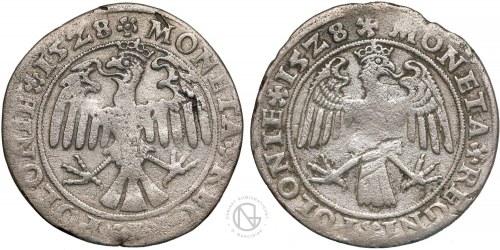 Orzeł z głową w lewo i w prawo (9 aukcja GNDM)