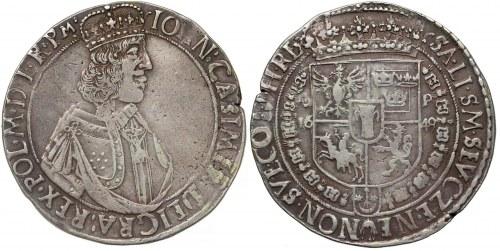 Talar Kraków 1649, typ z półpostacią – 9 aukcja GNDM (poz. 48)
