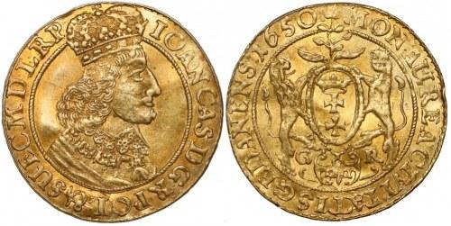 Dukat Gdańsk 1650 – 9 aukcja GNDM (poz. 39)