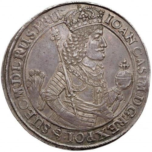 Dwutalar Gdańsk 1650 – awers