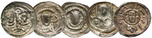 Brakteaty ratajskie z 10 aukcji GNDM