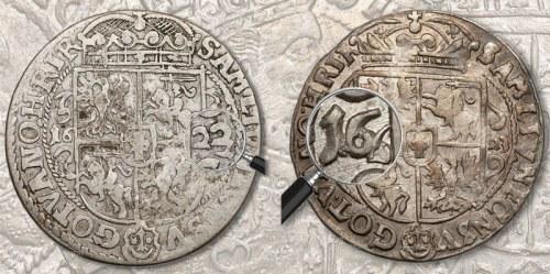 Orty bydgoskie Zygmunta III Wazy z błędami w dacie
