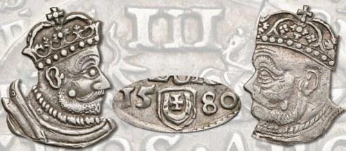Trojaki olkuskie 1580 Batorego – gdybym miał zbierać jeden…