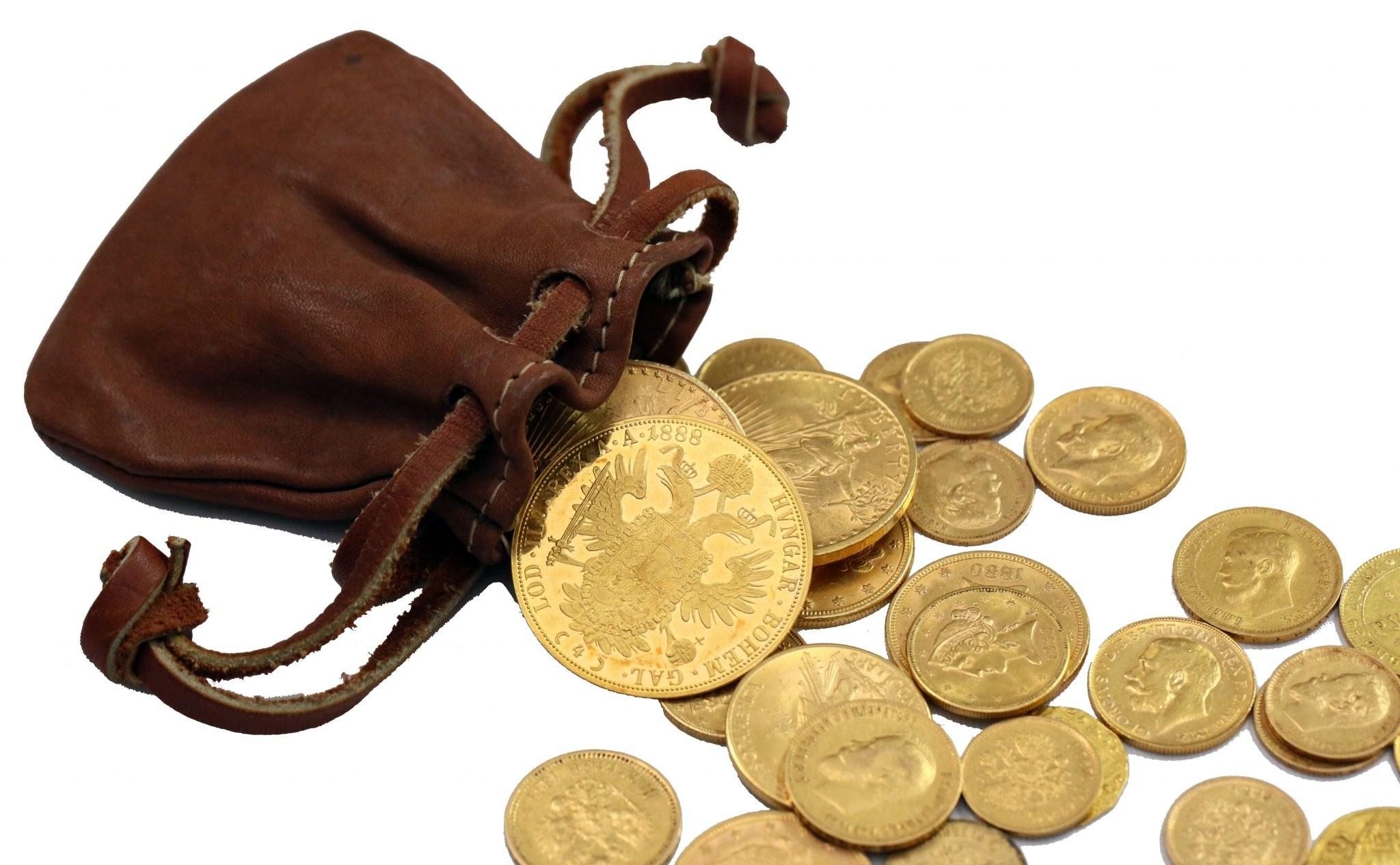Jak dobrze sprzedać monety i banknoty