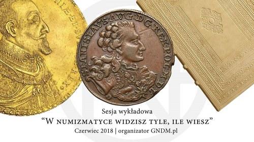 W numizmatyce widzisz tyle, ile wiesz – wykłady już ONLINE!