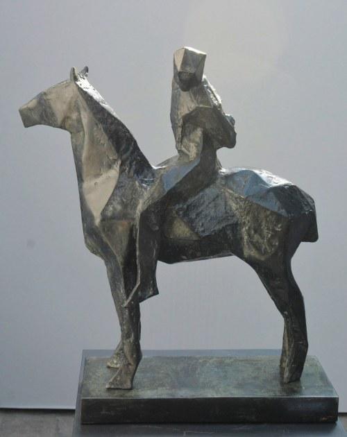 Paweł Orłowski, Czarny Jeździec
