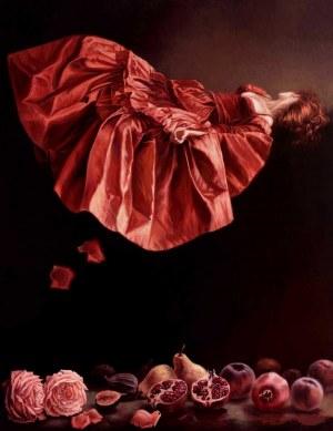 Joanna Sierko Filipowska, Zapach wieczoru dla Caravaggio