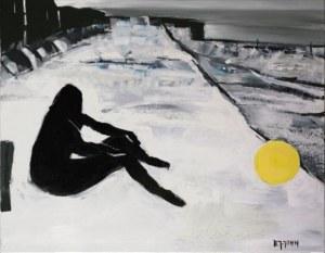 Barbara Jankowska-John (1964), Przez wielki ocean rzucam piłkę