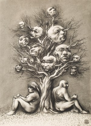 Adam Hoffmann, Bez tytułu, 1970
