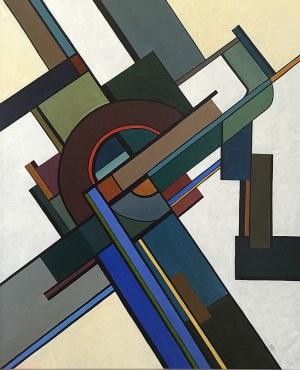 Bui Kristjansson, Abstrakcja 014