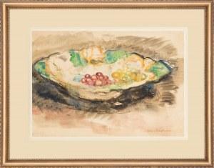"""Stefan Filipkiewicz (1879 - 1944), """"Martwa natura z winogronami"""""""