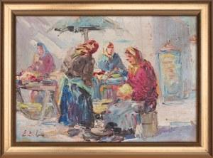 """Erno Erb (1878 - 1943), """"Lwowskie przekupki"""""""