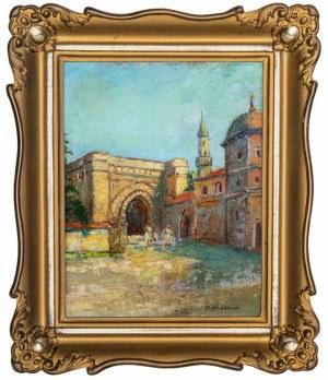Maks Haneman (1882 - 1944), Jerozolima