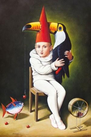Rafał Olbiński, TALES OF LOVE (TOUCAN)