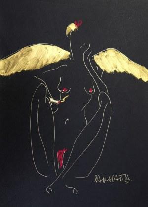 Joanna Sarapata, Z cyklu: Anioły też są zmęczone 1