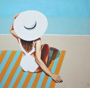 Renata Magda, Spotkanie na plaży VII