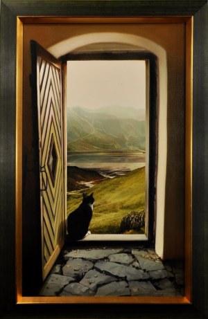 Danuta Tartar-Grzesiak, Otwarte drzwi, 2015