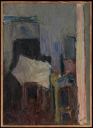 Sienicki Jacek, WNĘTRZE, 1959