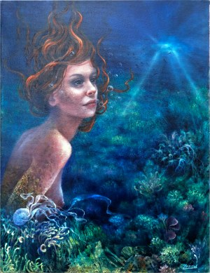 Diana Żarów, Underwater, 2019