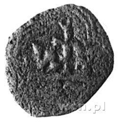puła (denar ruski), j.w., Kop.28.3.I -rr-, Gum.376, 0.7...