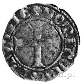 Winrych von Kniprode (1351-1382), kwartnik, Aw: Tarcza ...