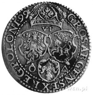 szóstak 1599, Malbork, j.w., Gum.1153, Kurp.1434 R2