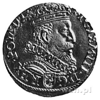 trojak 1602, Kraków, j.w., Kurp.1320 R2, Wal.XCII