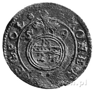 półtorak 1659, Poznań, j.w., (odmiana napisowa), Gum.16...
