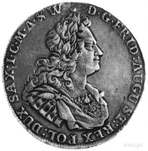 talar 1730, Drezno, j.w., Dav.2653, minimalny ślad po u...