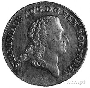 dwuzłotówka 1776, Warszawa, j.w., Plage 328