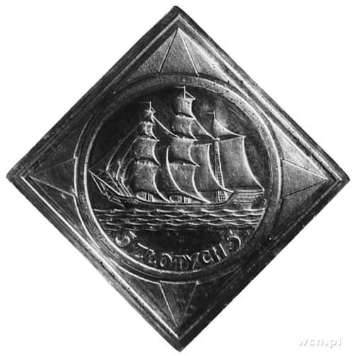 5 złotych 1936, Statek- klipa, wybito 200 sztuk, srebro...