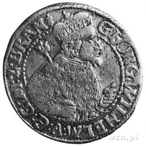 ort 1623, Królewiec, Aw: Popiersie Jerzego Wilhelma i n...