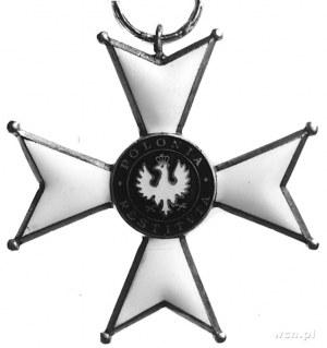 krzyż Orderu Odrodzenia Polski 1918 IV klasy (bez wstąż...