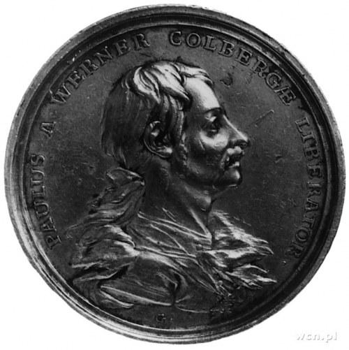 medal autorstwa Nikolausa (Nilsa) Georgi (medalier szwe...