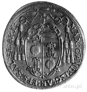 Arcybiskupstwo Salzburg, Max Gandolph 1668-1687, XV kra...