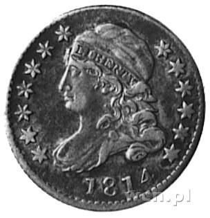 10 centów 1814, Filadelfia