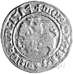 półgrosz 1514, Wilno, na skutek podwójnego uderzenia st...