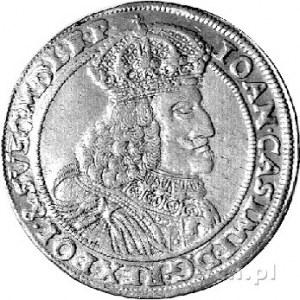 ort 1657, Poznań, Kurp. 401 R3, Gum. 1749, T. 5