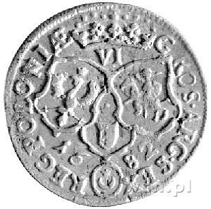 szóstak 1682, Bydgoszcz, nienotowana w katalogu Kurpies...