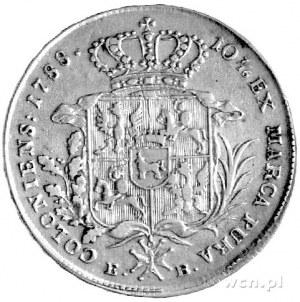 talar 1788, Warszawa, drugi egzemplarz