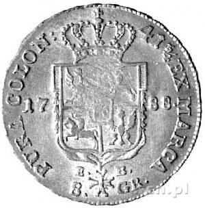 dwuzłotówka 1788, Warszawa, Plage 340