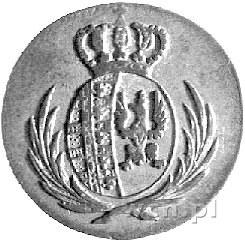 5 groszy 1811, Warszawa, Plage 96, moneta wybita na 1/2...