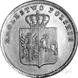 2 złote 1831, Warszawa, Plage 273