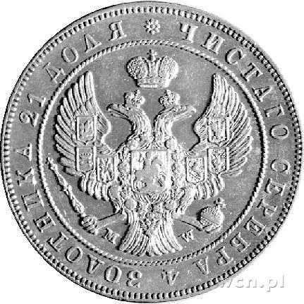 rubel 1844, Warszawa, Plage 433